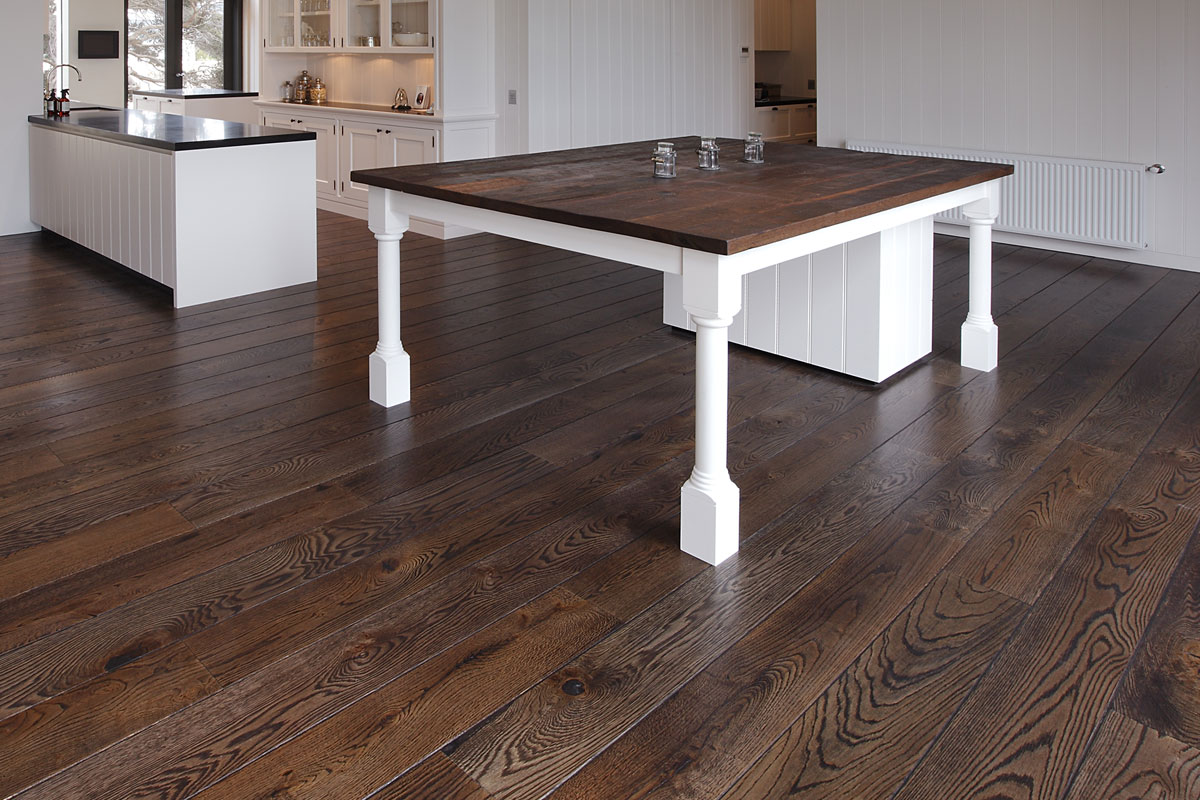 Timber floor staining liming australian timber for Timber flooring